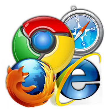 Lifeboat Marketing - Web Services - Web Management Services Multi-Browsers Image