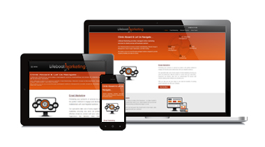 Lifeboat Marketing - Website Services - Responsive Multi Systems Image