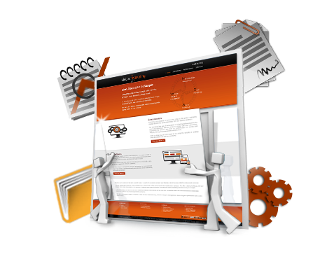 Lifeboat Marketing - Website Services - Content Management Image